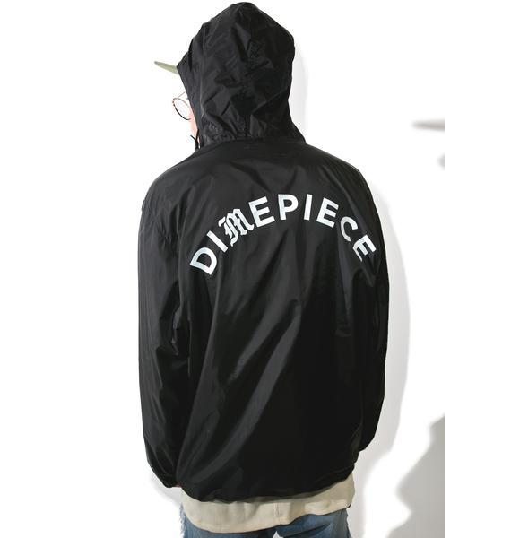 Dimepiece Dimepiece Logo Anorak Jacket