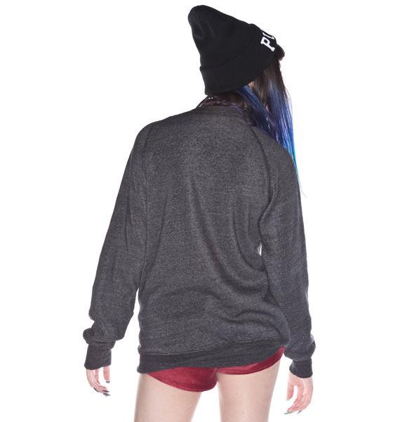 Kill Brand Fuck Everything Sweatshirt