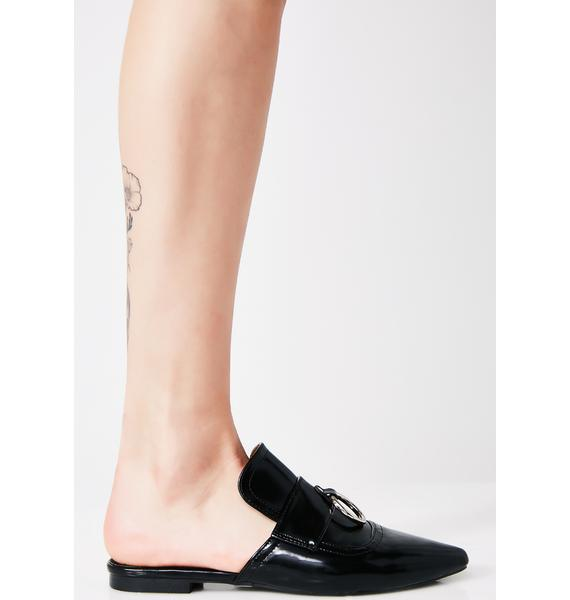 Pleasure Over Business Loafers