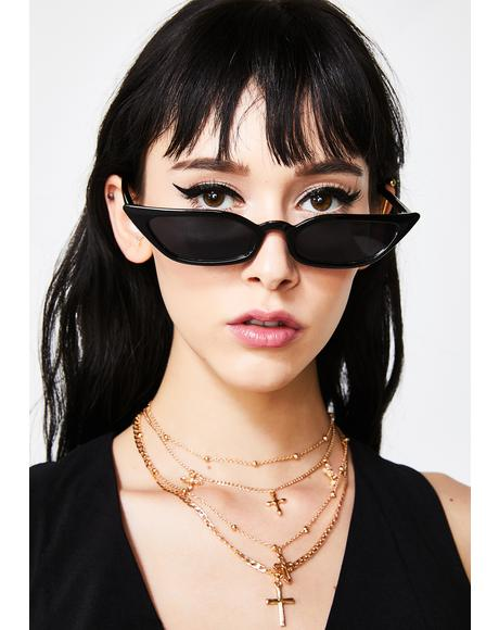 Bad Biddie Blvd Sunglasses