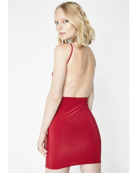 Adore You Backless Dress