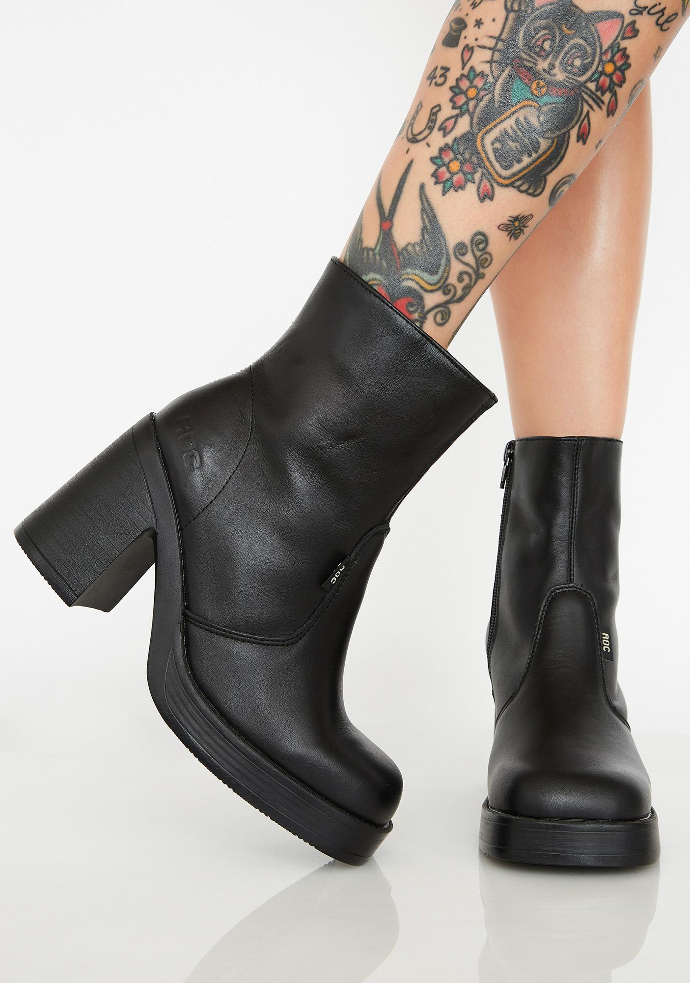9f277f76b58 ROC Boots Australia Invito Boots | Dolls Kill
