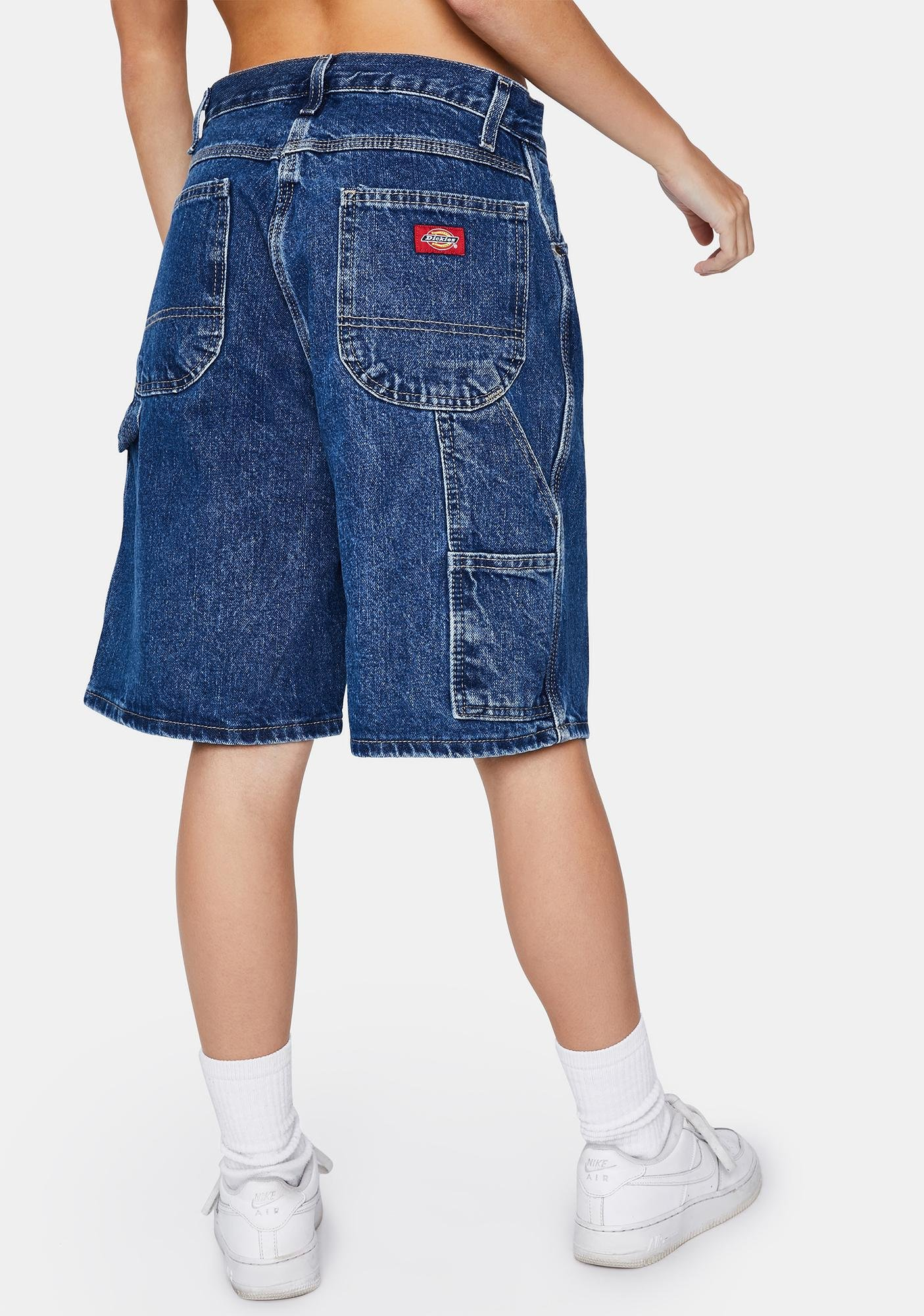 "Dickies 9 1/2"" Relaxed Fit Carpenter Shorts"