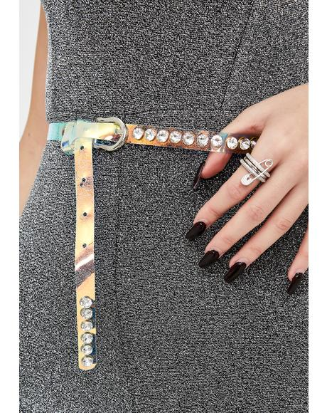 Galactic Haven Jeweled Belt