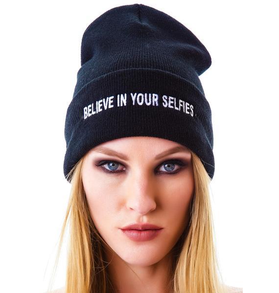 UNIF Selfies Beanie