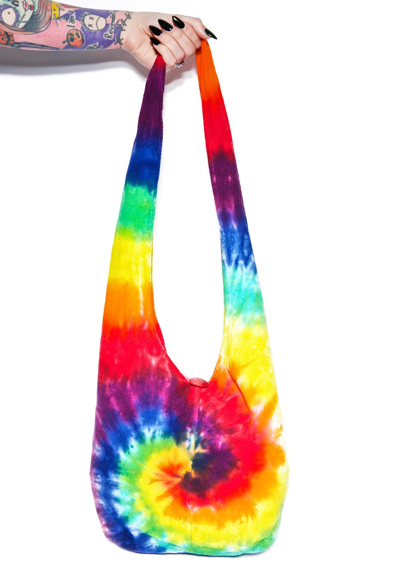 Spun Out Shoulder Bag