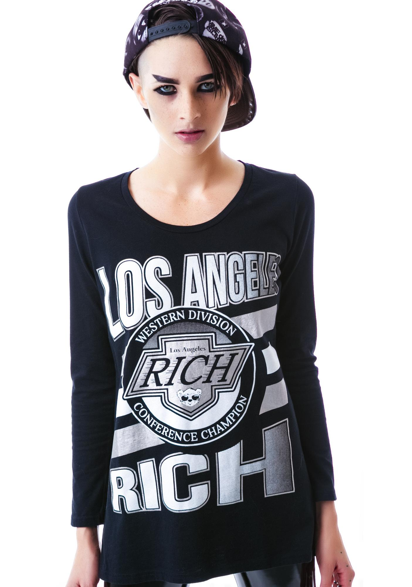 Joyrich LA Sports Team Long Sleeve