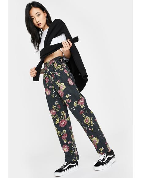 Fulton Floral Pants