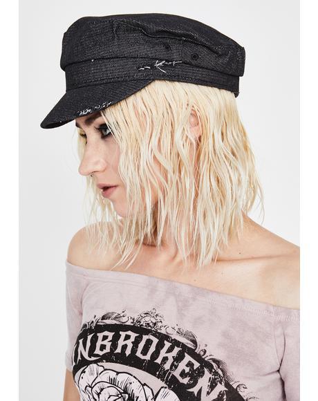 Comeback Kween Biker Hat