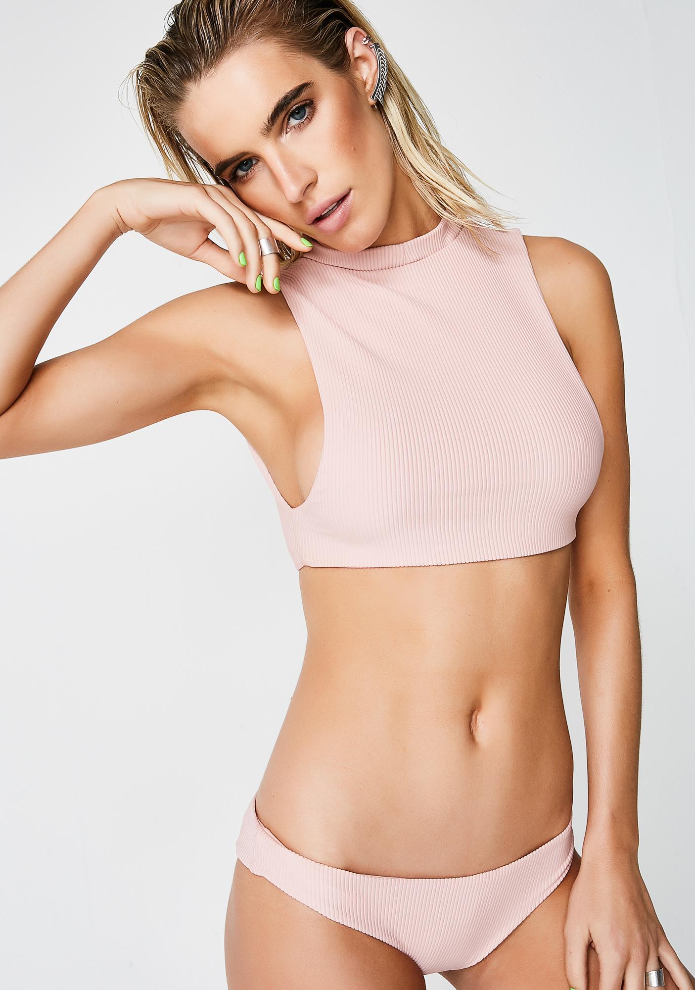 Frankies Bikinis Hanalei Bikini Top
