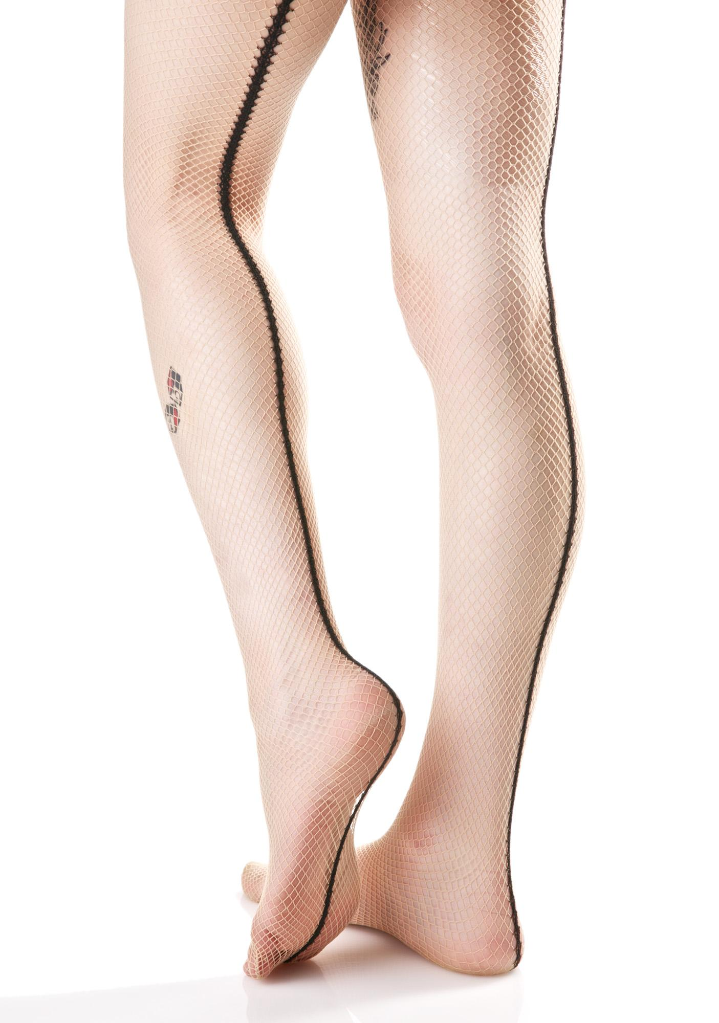 Catwalk Backseam Tights