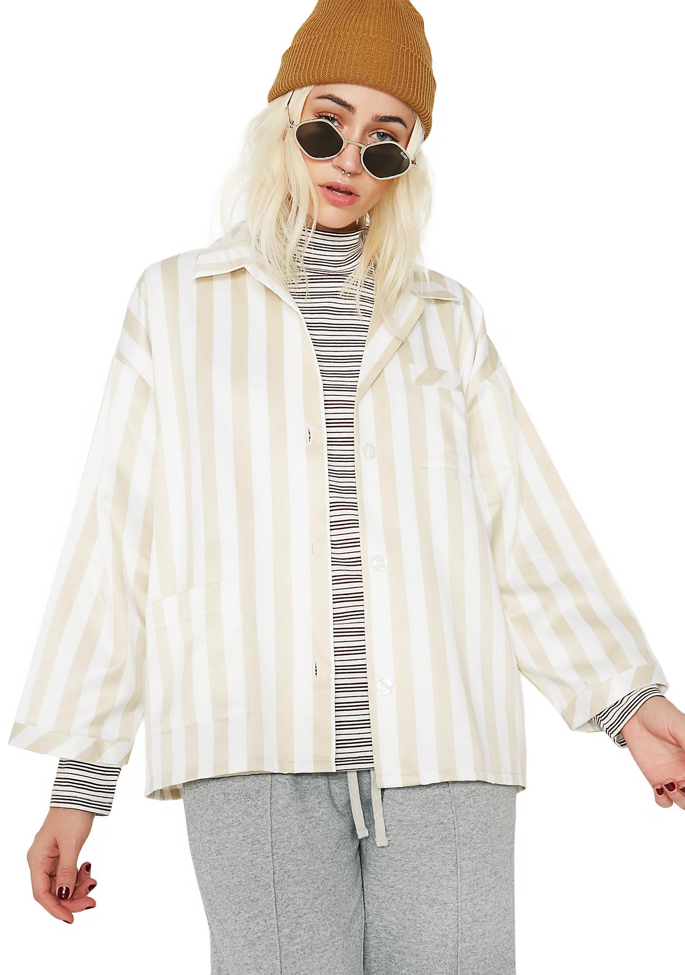 Stussy Waltz Pajama Shirt