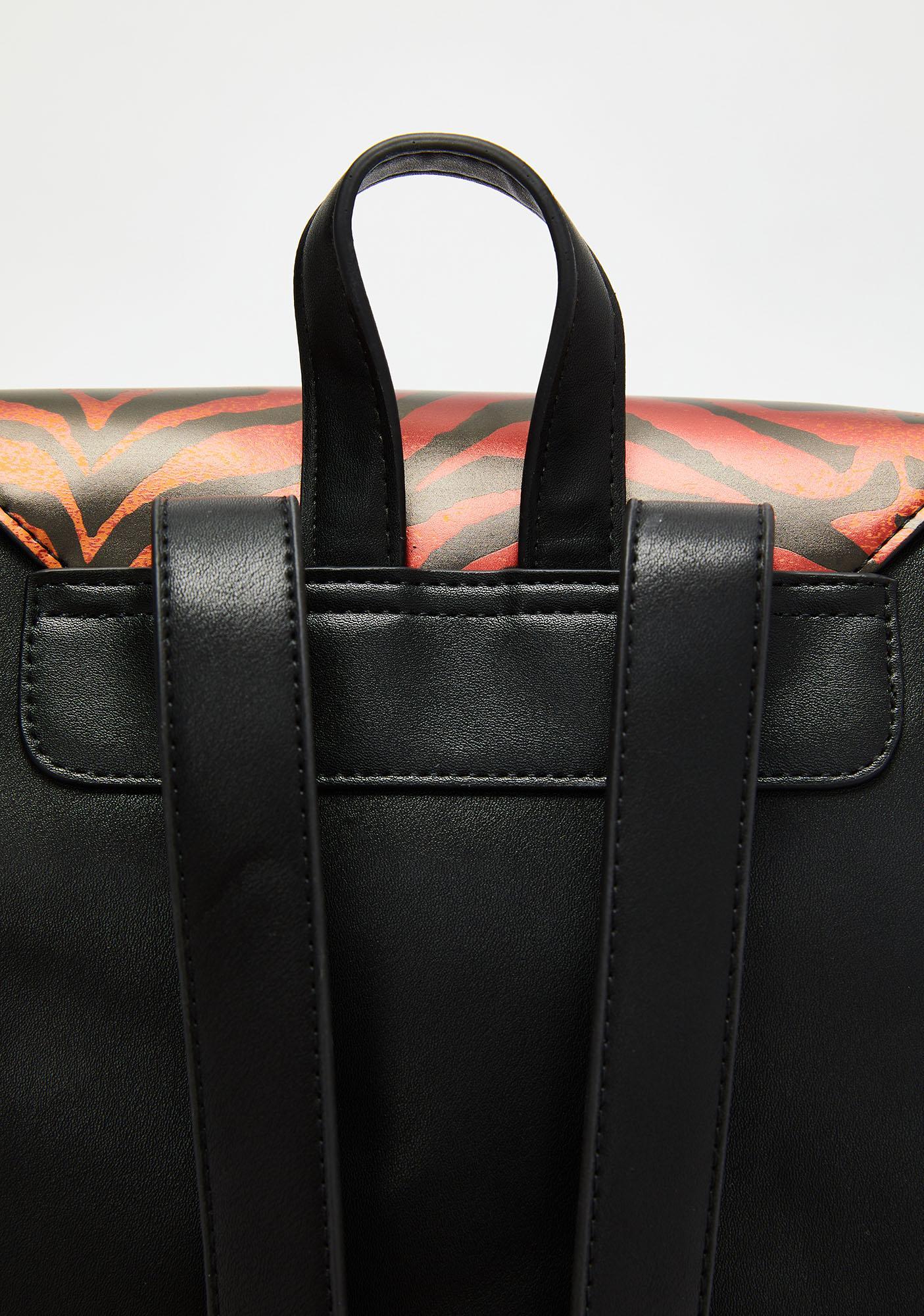 Skinnydip Kera Tiger Backpack