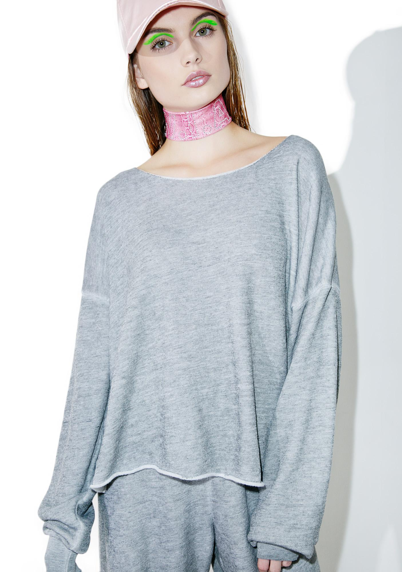 Wildfox Couture Essential 5AM Sweatshirt
