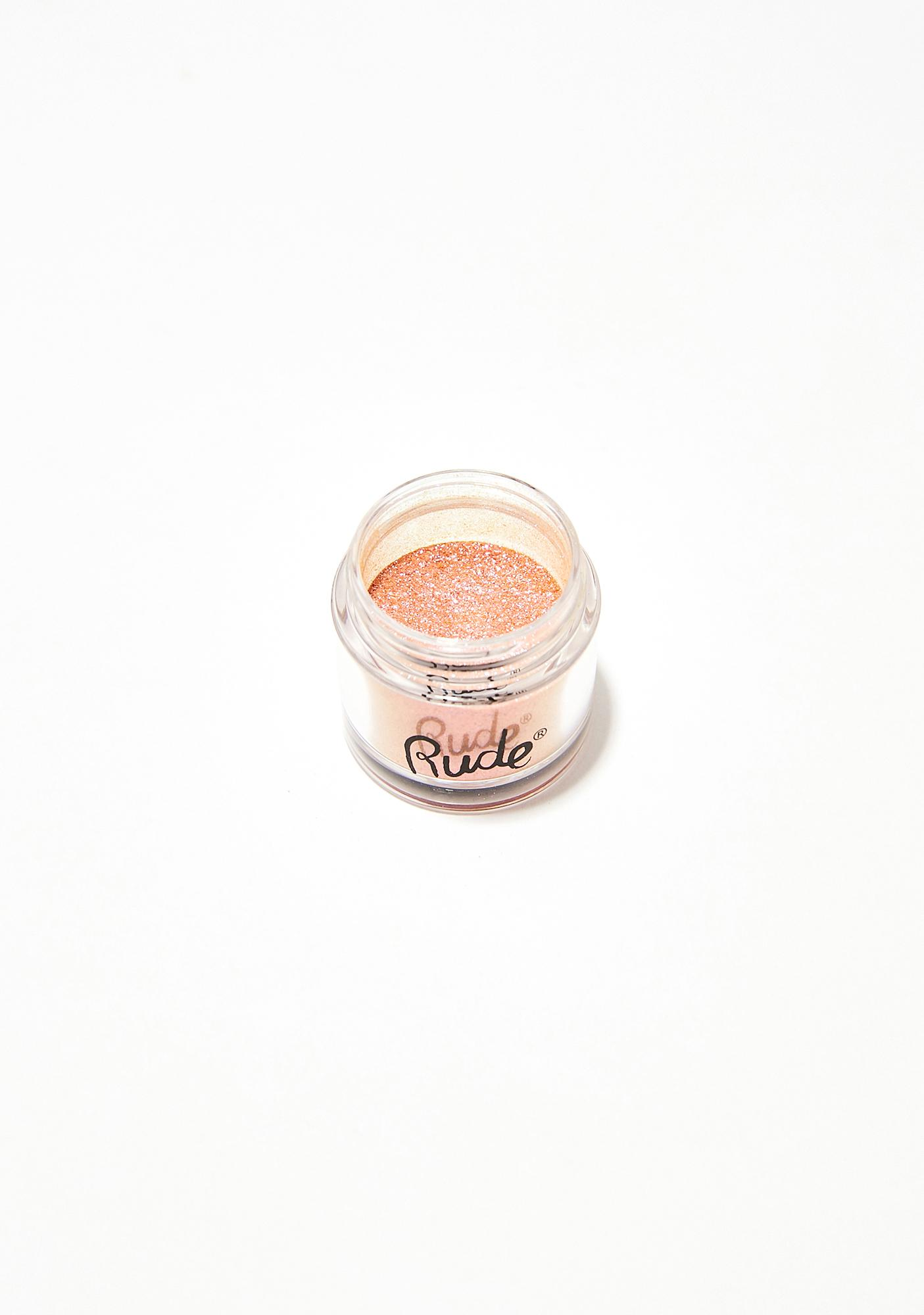 Rude Cosmetics Watch Out Boy Bling It On Pigment