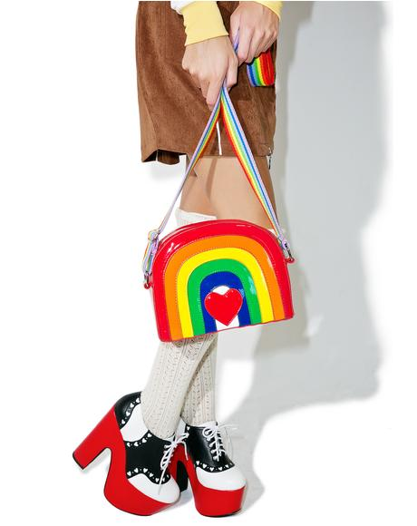 Over The Rainbow Bag