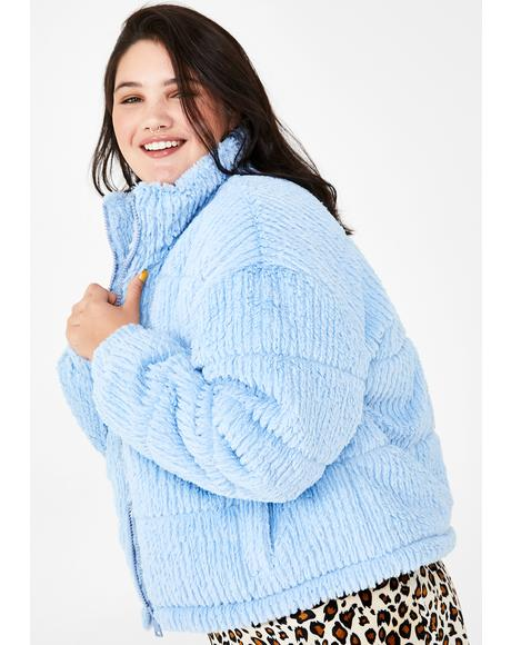 Miss Huff N' Puff Corduroy Jacket