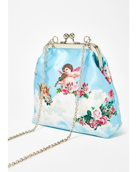 Celestial Sass Satin Purse