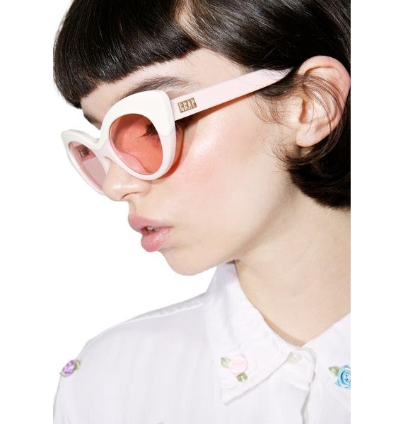 Crap Eyewear The Strawberry Wild Gift Sunglasses