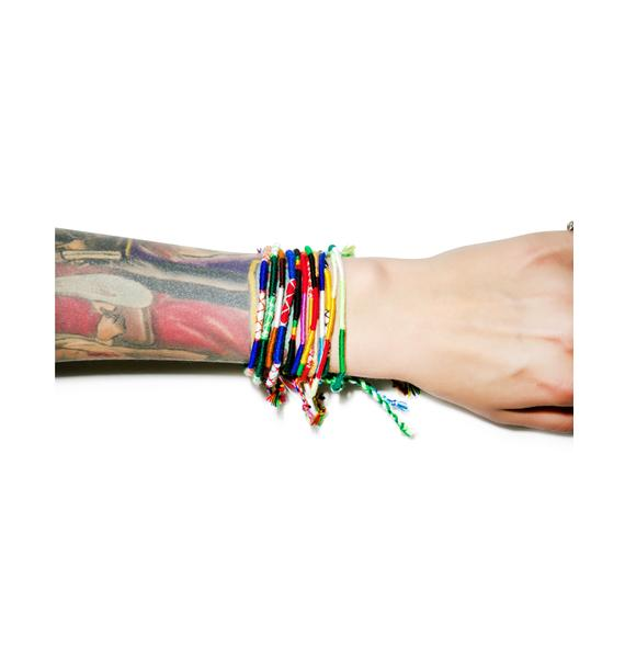 Frenzy Friendship Bracelets