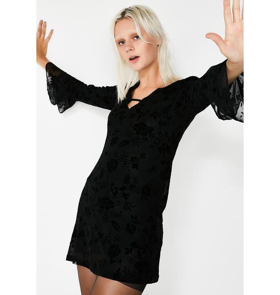 Night Shift Slip Dress