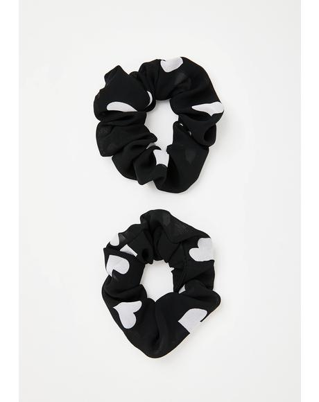 Always Loving Scrunchie Set