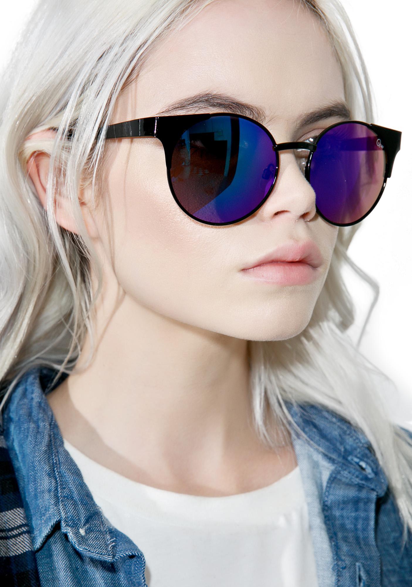 Quay Eyeware Night Asha Sunglasses