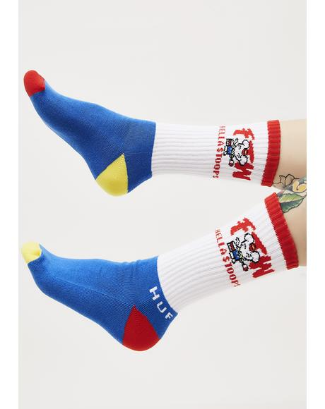 FTW Stoops Crew Socks