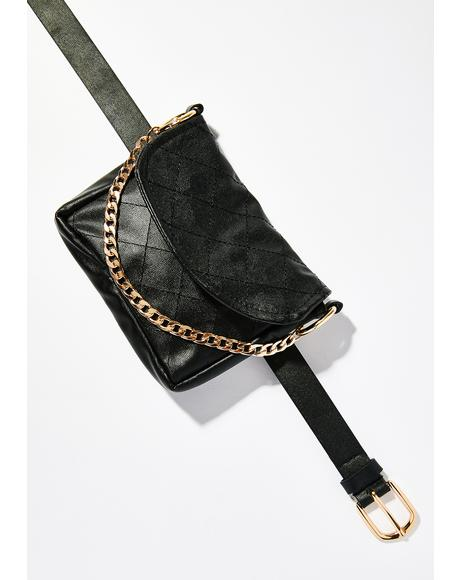 Dirty Rich Belt Bag
