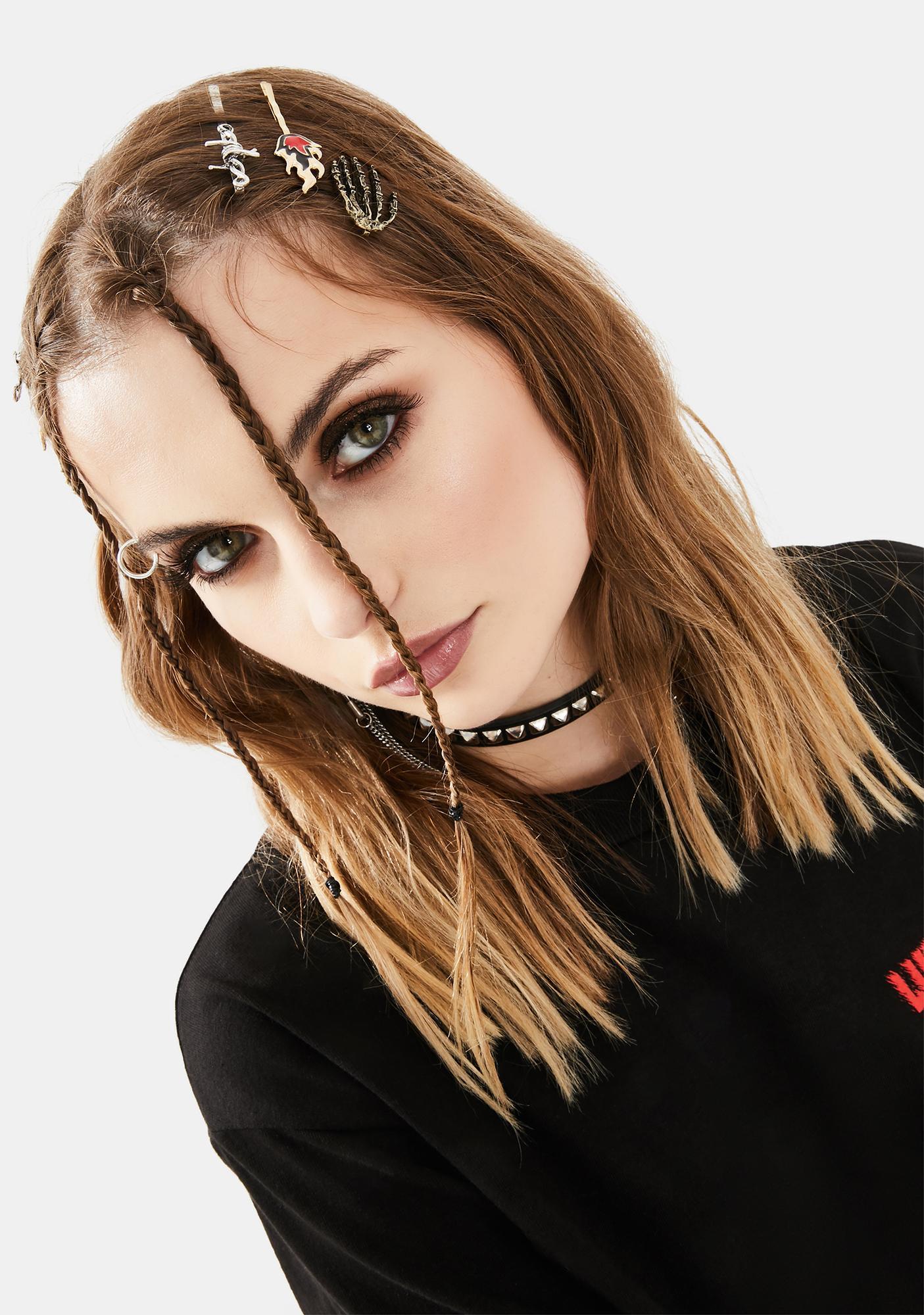 My Wicked Ways Hair Clips
