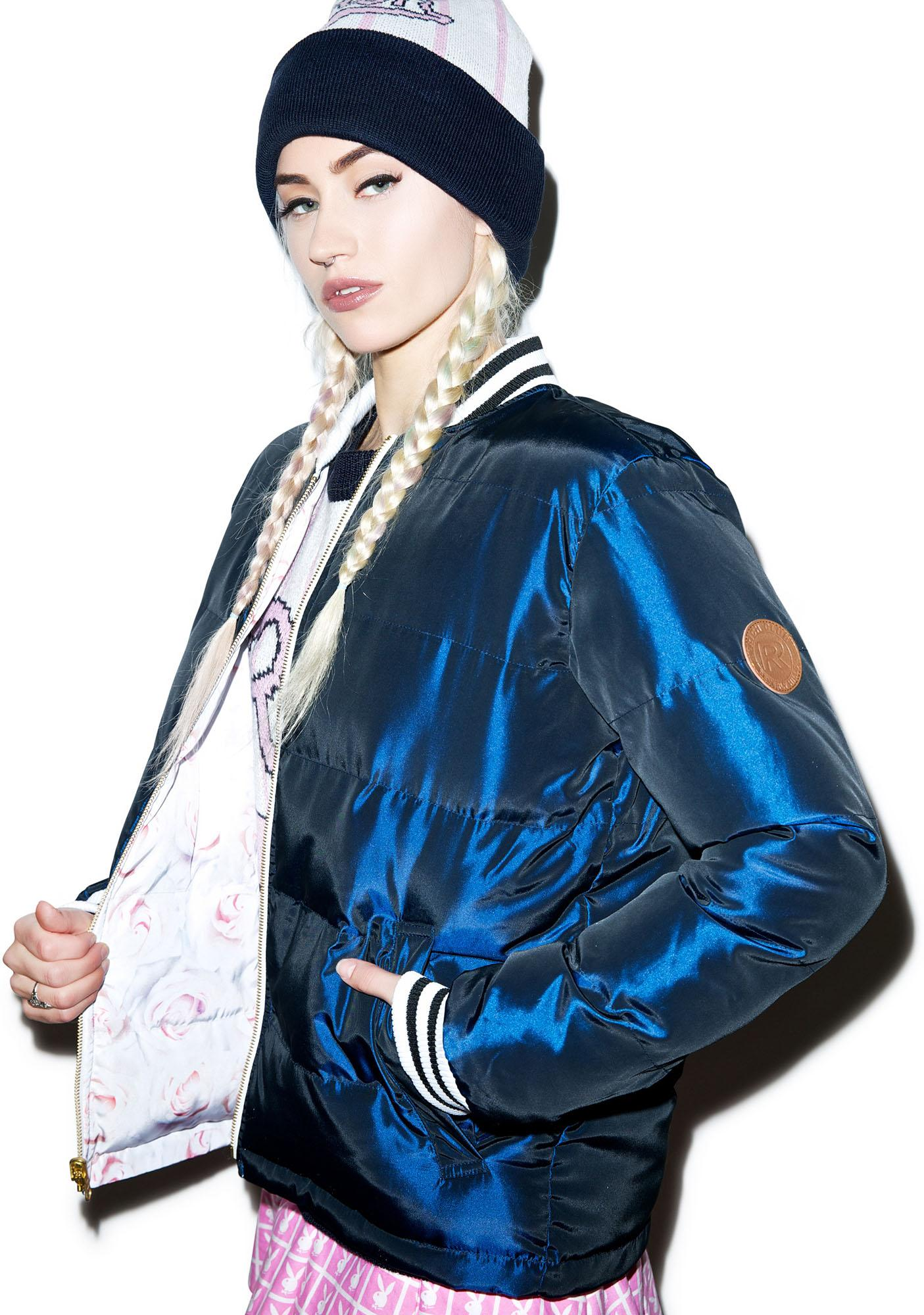 Joyrich Hologram Light Jacket