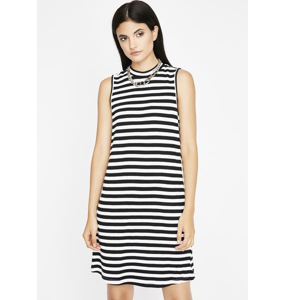 Going Mad Stripe Dress