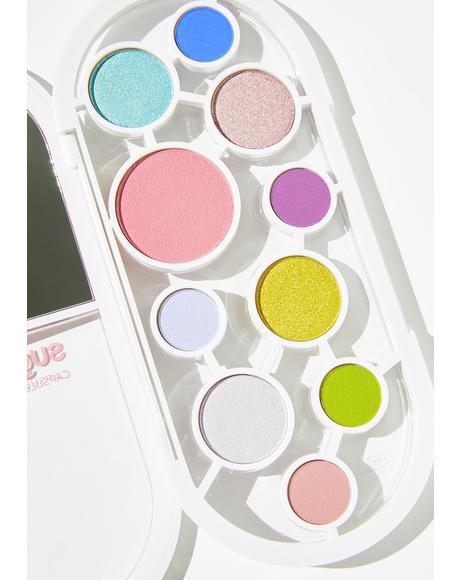 Capsule Eyeshadow Palette