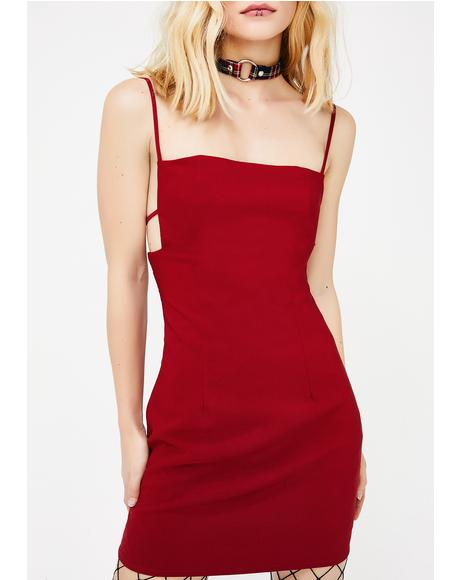 Sudden Change Bodycon Dress