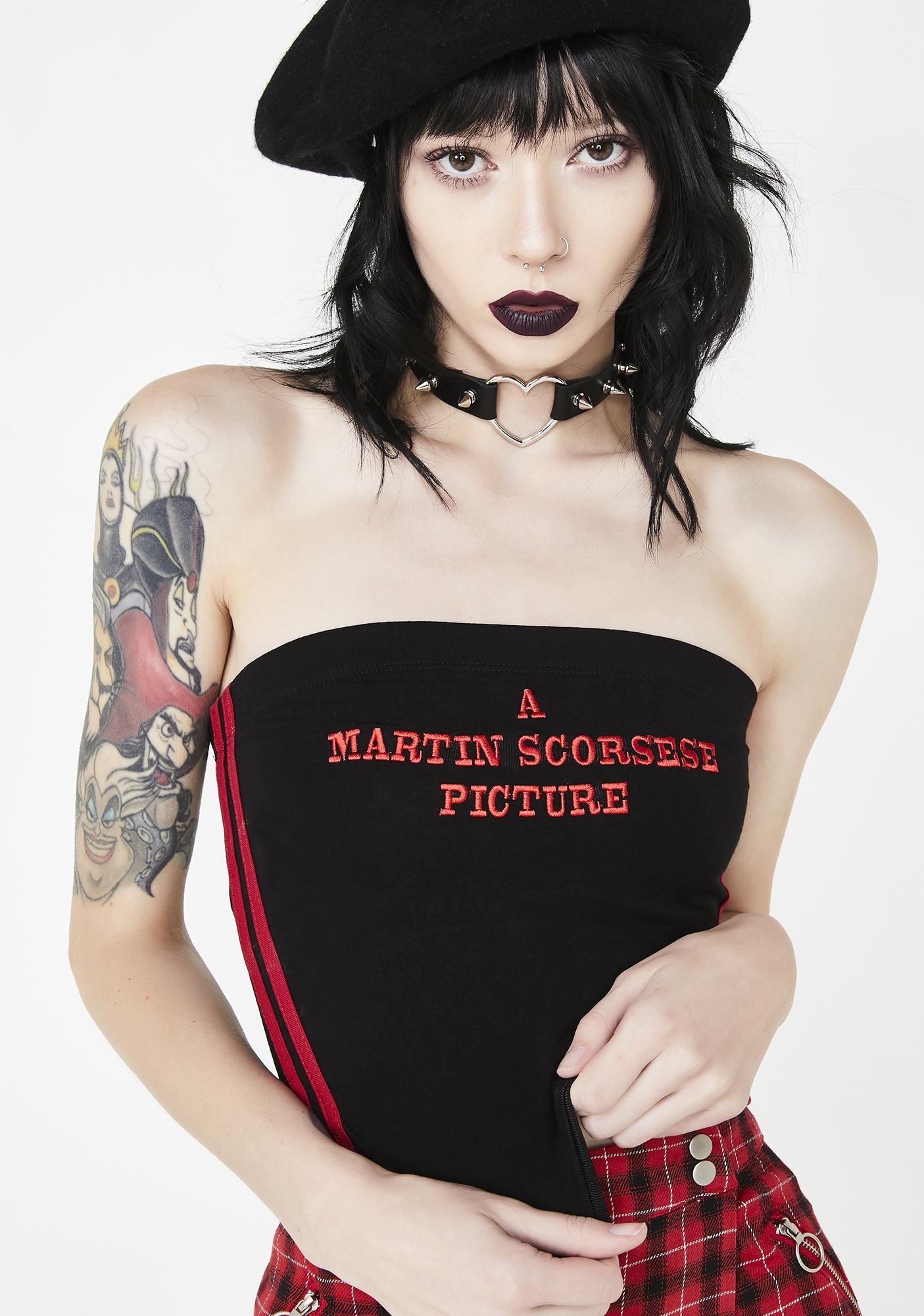 O Mighty A Martin Scorsese Boob Tube