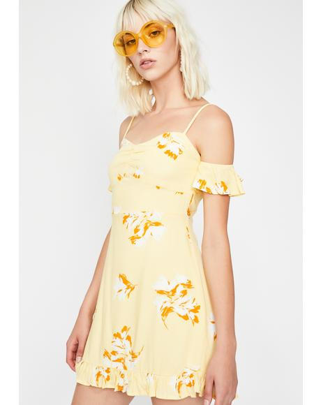 Super Bloom Floral Dress