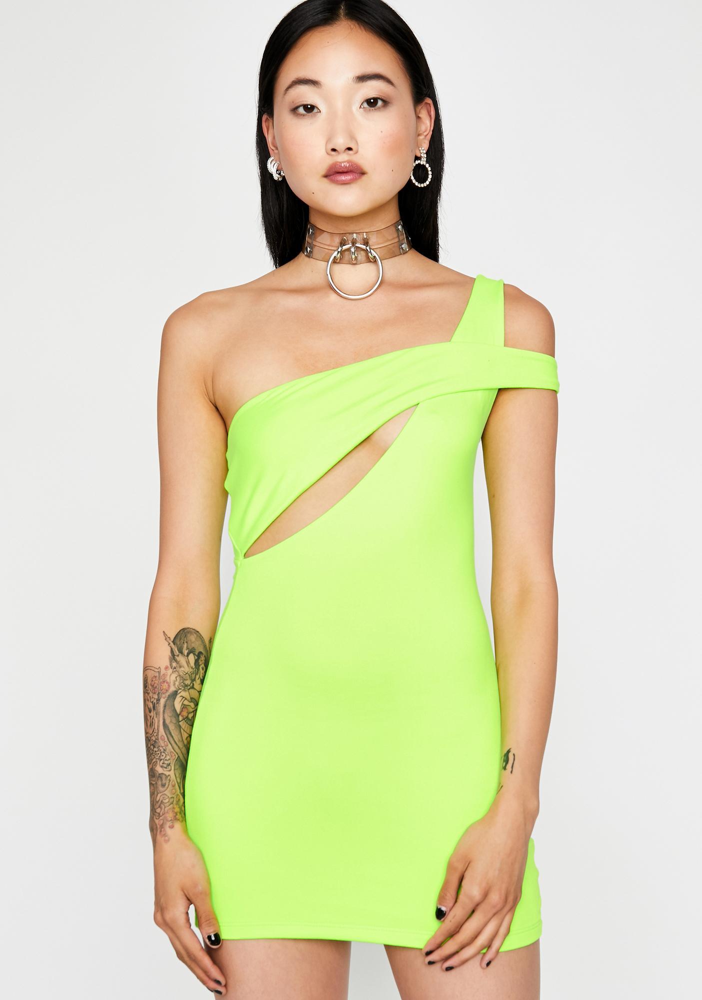 Gotta Jet Mini Dress