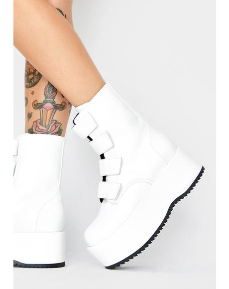 Pure Eye Of The Storm Platform Boots
