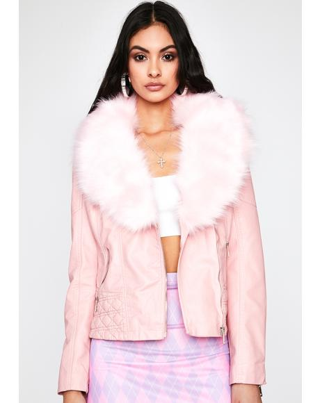 Catty Couture Moto Jacket