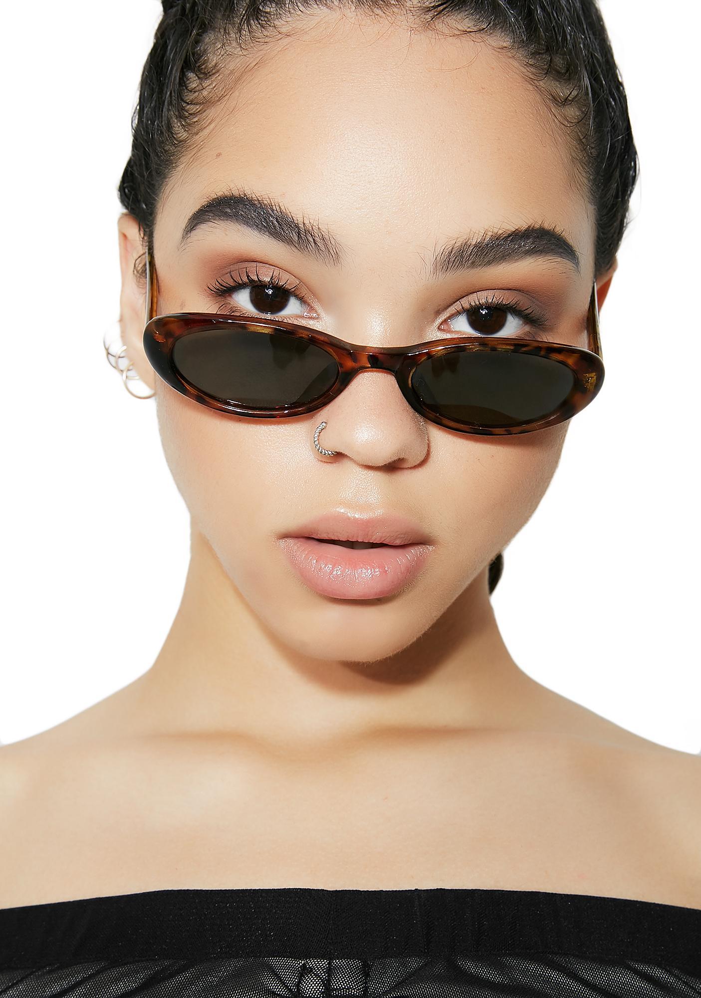 Rad and Refined Coco It Girl Sunglasses