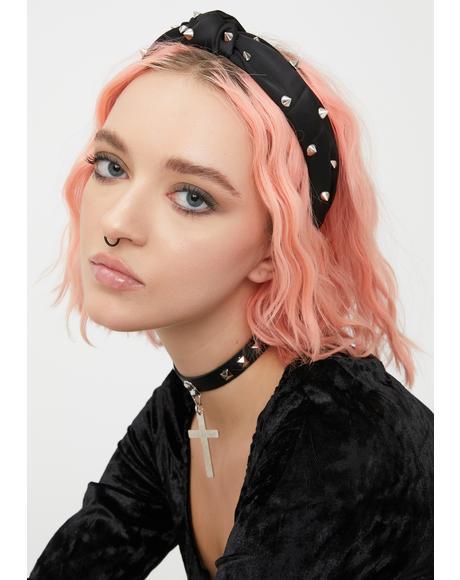 Misfit Princess Spike Headband