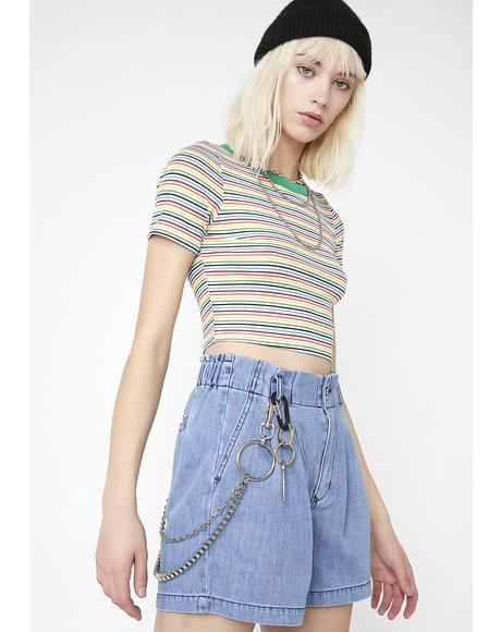 Yo Shortie Shorts