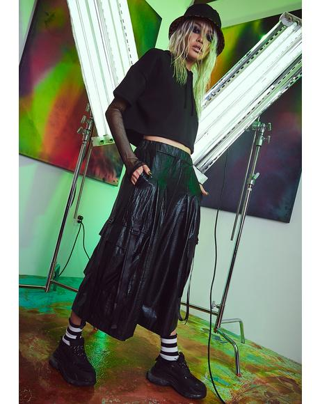 City Slicker Cargo Culottes
