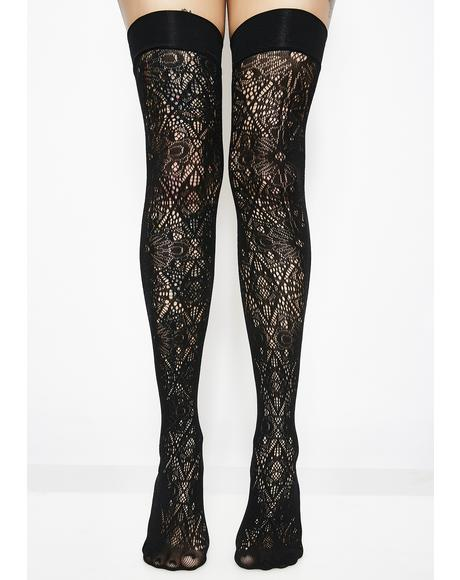 Wolfsbane Stockings