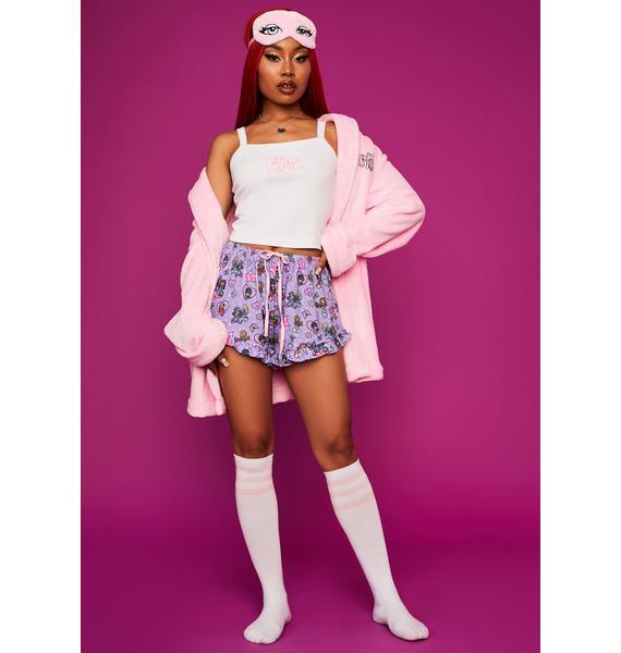 Dolls Kill x Bratz Bratty Since Birth Pajama Set