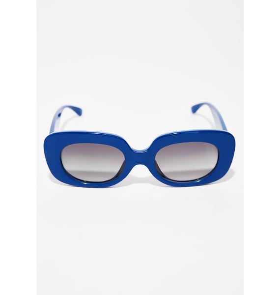 Crap Eyewear The Velvet Mirror Sunglasses