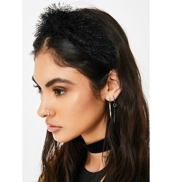 Bad Hair Day Shaggy Headband