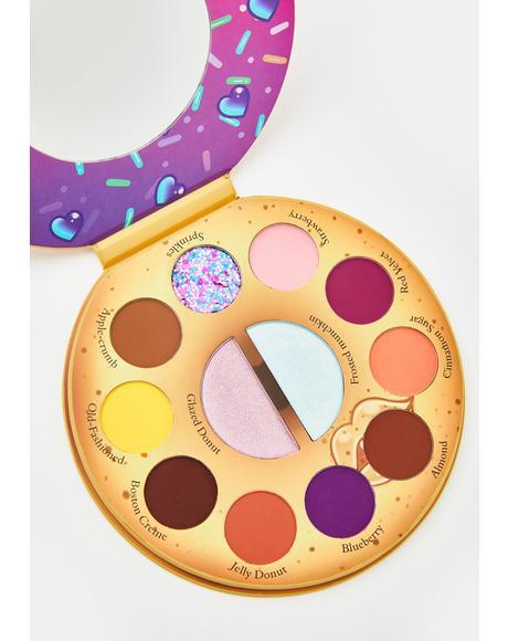 Donut Shoppe Eyeshadow Palette
