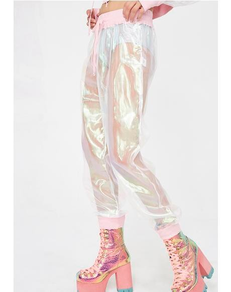 Illuminary Fairy Sheer Joggers