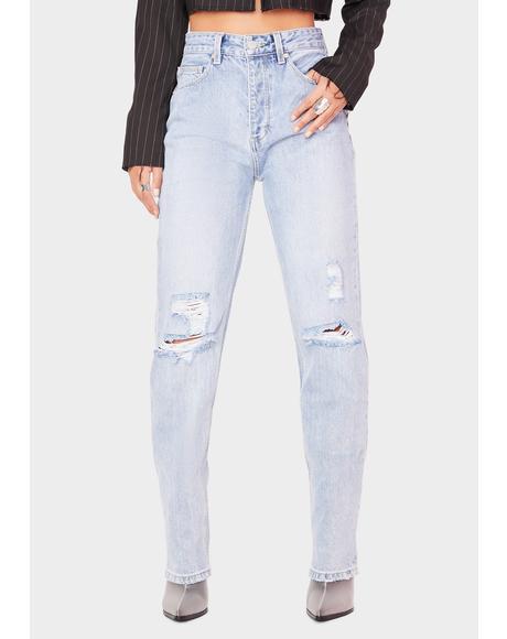 Meet My Mum Denim Jeans